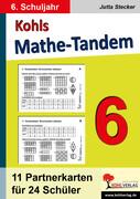 Kohls Mathe-Tandem / 6. Schuljahr