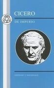 Cicero: de Imperio