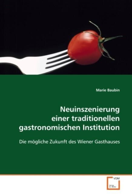 Neuinszenierung einer traditionellen gastronomi...