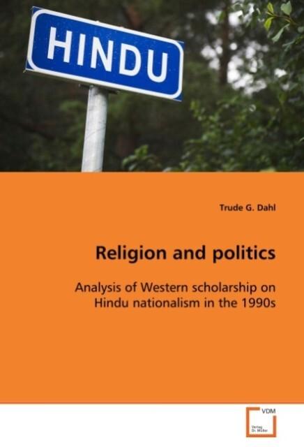 Religion and politics als Buch von Trude G. Dahl
