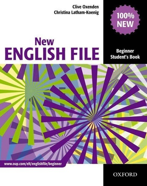 English File Beginner Student´s Book als Buch v...