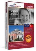 Sprachenlernen24.de Türkisch-Basis-Sprachkurs. PC CD-ROM für Windows/Linux/Mac OS X + MP3-Audio-CD für Computer /MP3-Player /MP3-fähigen CD-Player
