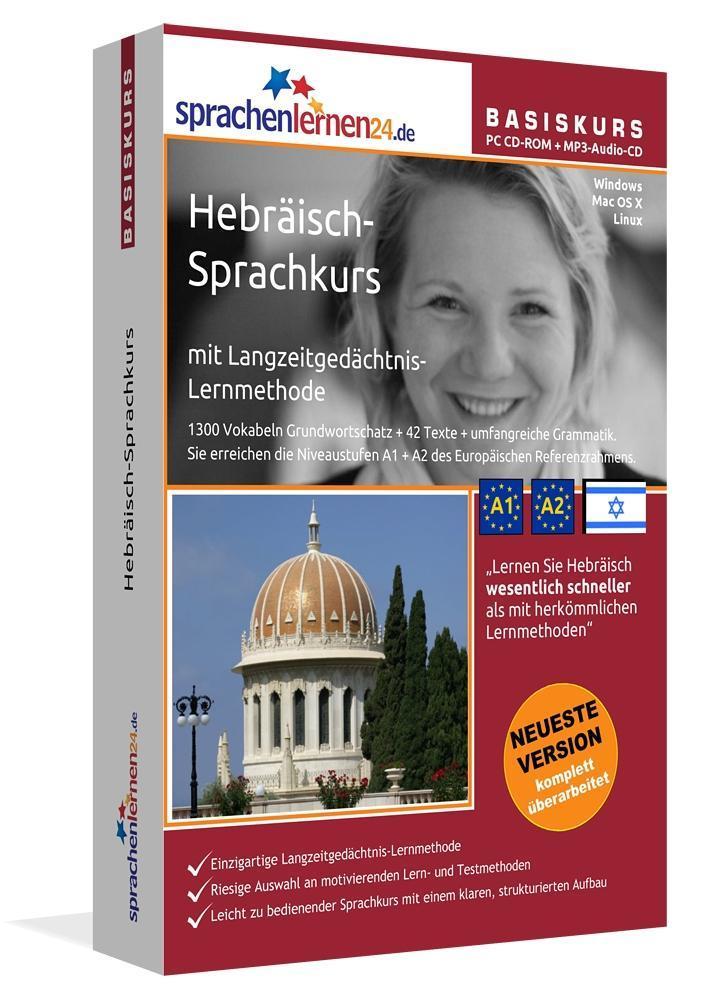 Sprachenlernen24.de Hebräisch-Basis-Sprachkurs....