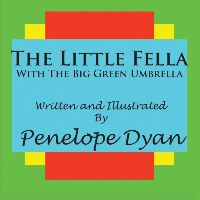 The Little Fella With The Big Green Umbrella al...