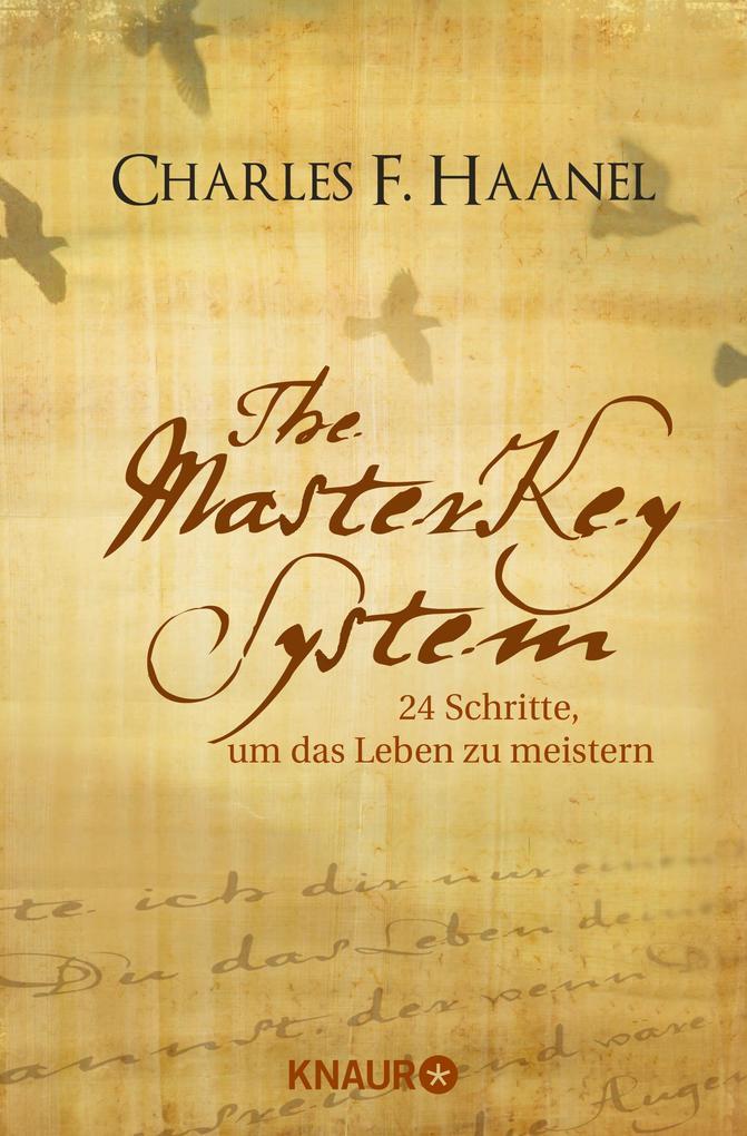 The Master Key System als Taschenbuch