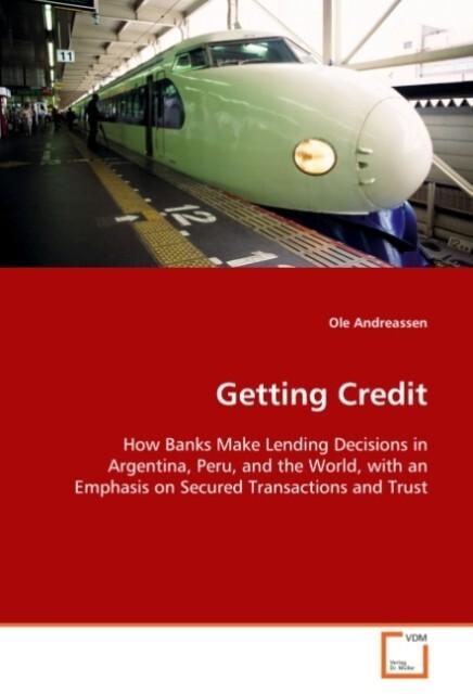 Getting Credit als Buch von Ole Andreassen