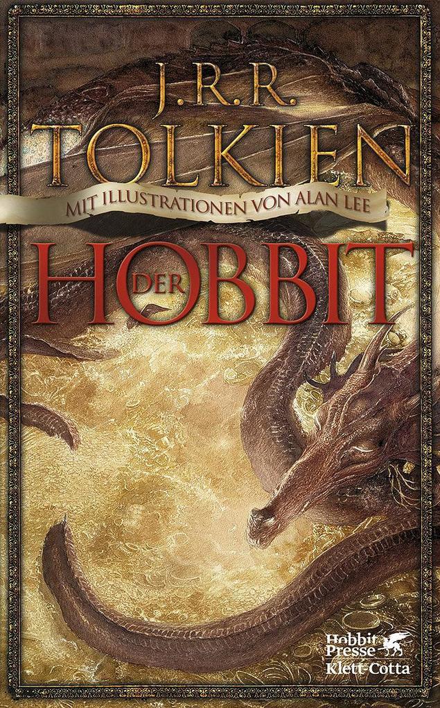 Der Hobbit als Buch