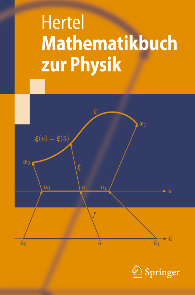 Mathematikbuch zur Physik als Buch von Peter He...