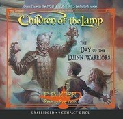 Children of the Lamp #4: Day of the Djinn Warriors - Audio Library Edition