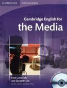 Cambridge English for the Media Student's Book with Audio CD [With CD (Audio)]