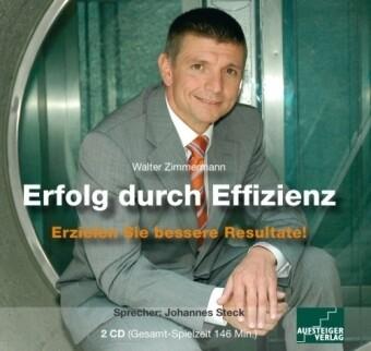 Erfolg durch Effizienz, 2 Audio-CDs als Hörbuch...