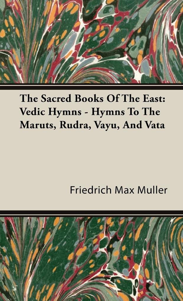 The Sacred Books of the East als Buch von Fried...