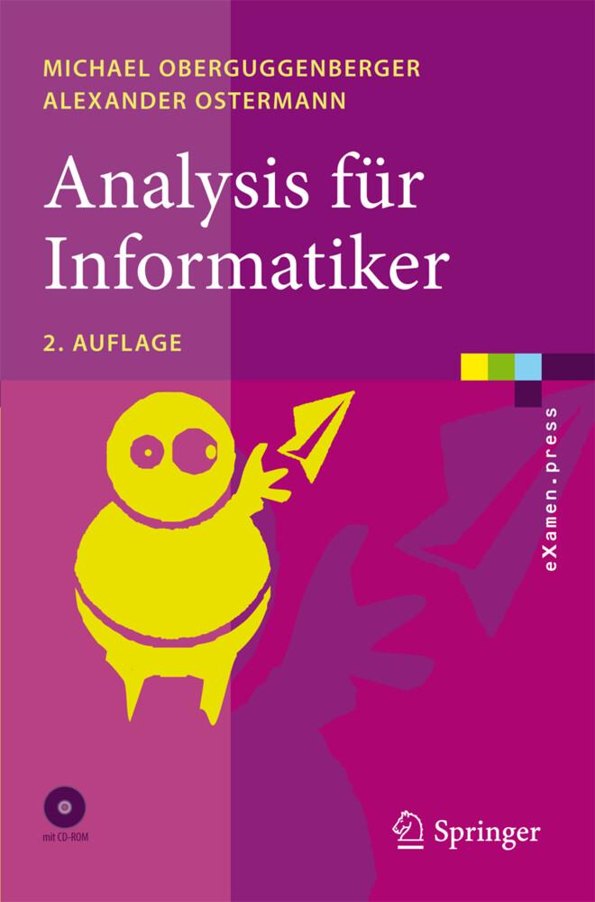 Analysis für Informatiker als Buch von Michael ...
