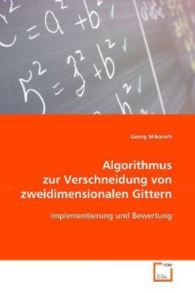 Algorithmus zur Verschneidung von zweidimension...