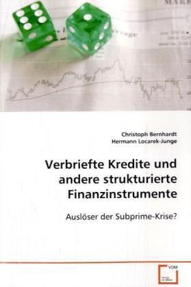 Verbriefte Kredite und andere strukturierteFina...