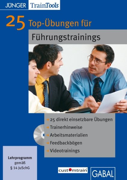 25 Top-Übungen für Führungstrainings. Windows 2...