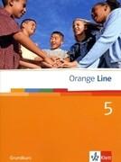 Orange Line. Schülerbuch Teil 5 (5. Lernjahr) Grundkurs