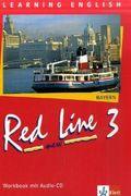 Red Line New 3. Workbook mit Audio-CD. Bayern