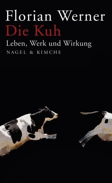 Die Kuh als Buch von Florian Werner