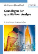 Grundlagen der quantitativen Analyse