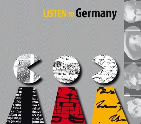 Listen to Germany als Hörbuch CD von Corinna He...