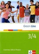 Green Line 3 und 4. Grammar, Skills and Phrases