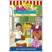 Bibi Blocksberg 093. ... braucht Hilfe