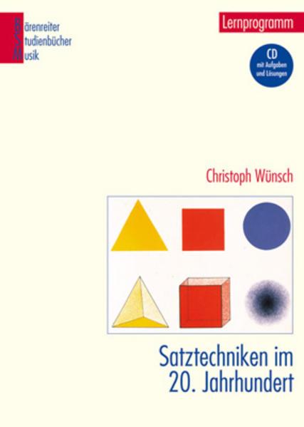 Satztechniken im 20. Jahrhundert als Buch