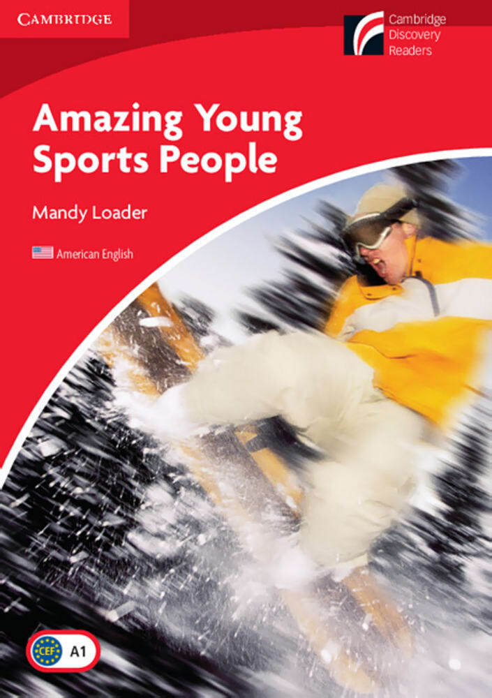Amazing Young Sports People als Buch von Mandy ...