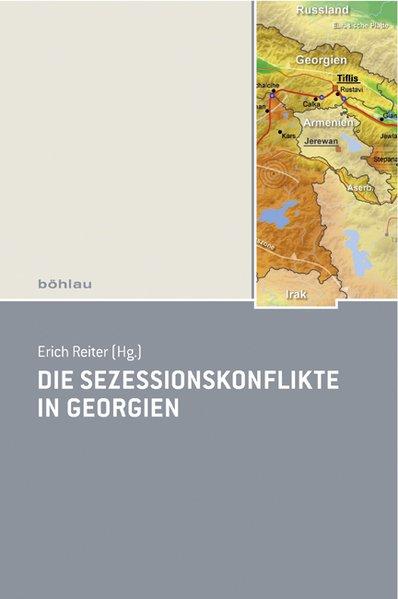 Die Sezessionskonflikte in Georgien als Buch von