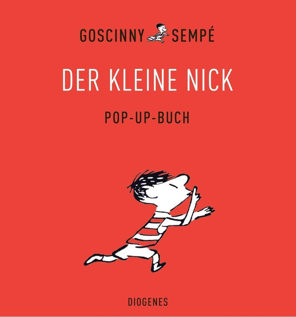 Der kleine Nick - Pop-up Buch als Buch