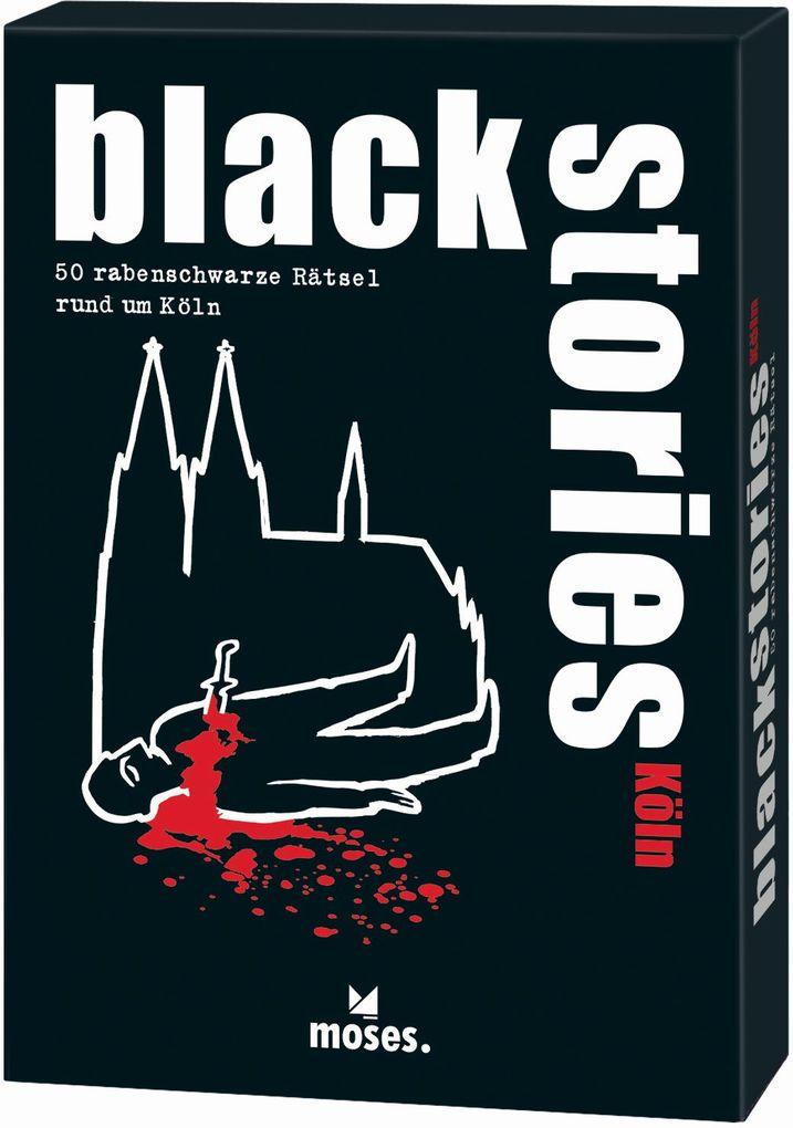 black stories - Köln Edition als Buch von Nicol...