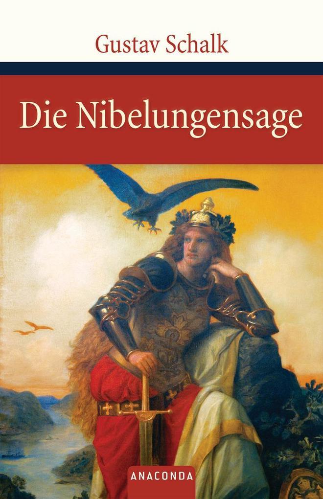 Die Nibelungensage als Buch