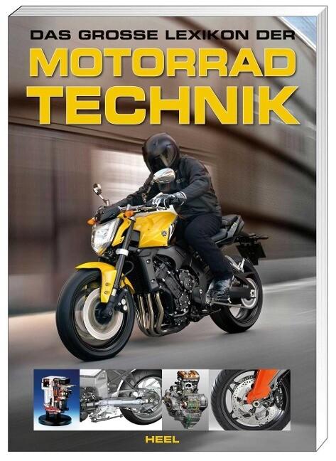 Das große Lexikon der Motorrad-Technik als Buch...