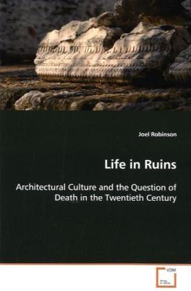 Life in Ruins als Buch von Joel Robinson