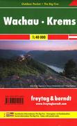 Freytag & Berndt Wander-, Rad- und Freizeitkarte Wachau, Krems