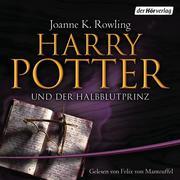 Harry Potter 6 und der Halbblutprinz. Ausgabe für Erwachsene