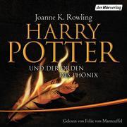 Harry Potter 5 und der Orden des Phönix. Ausgabe für Erwachsene