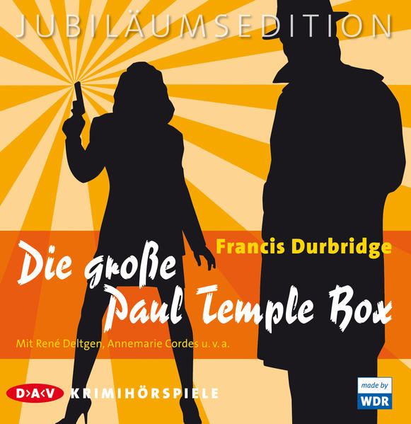 Paul Temple im radio-today - Shop