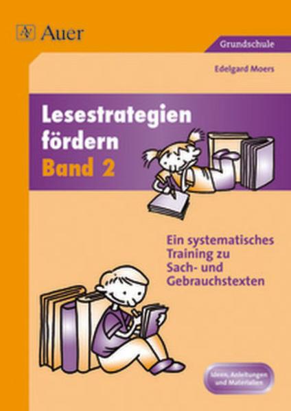 Lesestrategien fördern 2 als Buch von Edelgard ...