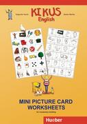KIKUS-Materialien. Mini Picture Card Worksheets