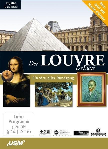 Der Louvre DeLuxe - Mit Musée d´Orsay. Windows ...