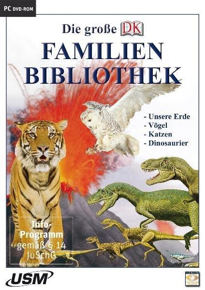 Die große Dorling Kindersley Familienbibliothek...