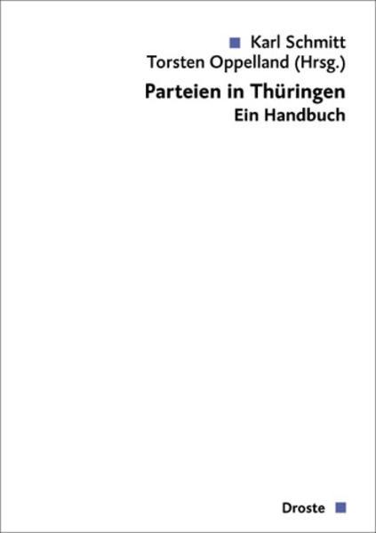 Parteien in Thüringen als Buch von