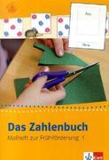 Das Zahlenbuch. Frühförderung. Malheft 1