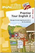miniLÜK. Practise Your English Words - Second Step