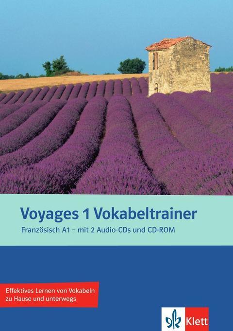 Voyages 1 / Vokabeltrainer als Buch von