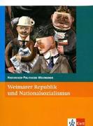 Historisch-Politische Weltkunde. Weimar - Nationalsozialismus. Oberstufe