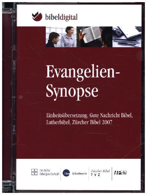 Evangelien-Synopse, 1 CD-ROM