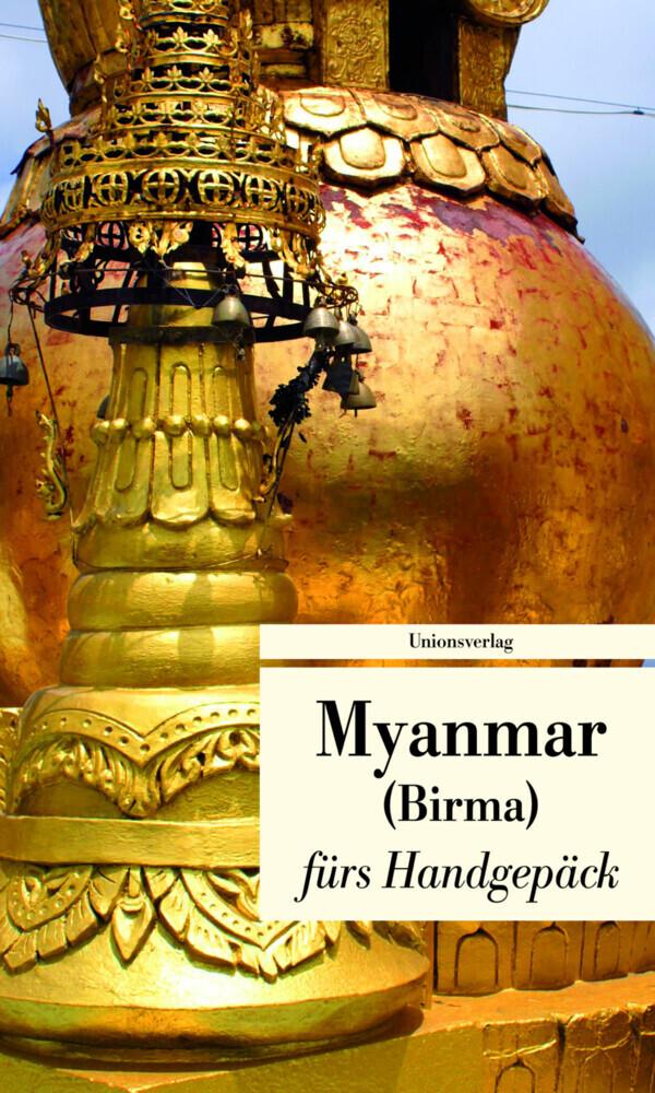 Reise nach Myanmar als Taschenbuch von